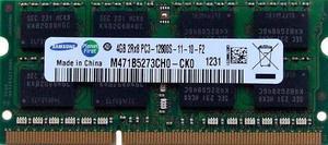 Memoria Samsung Sodimm Ddr3 4gb  Cl11 (m471bch0-ck0)