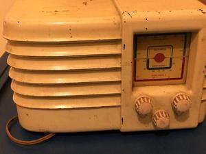 Radio Phillips Antiguo Unico Dueño