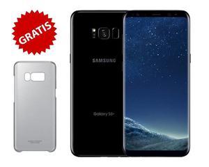 Samsung S8 y S8 plus en caja sellada y GRATIS cover de