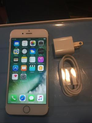 iPhone 6 16 Gb Libre de Todo Operador