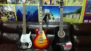 vendo guitarra electrica,bajo,guitarra acustica