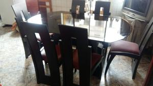 Sala yo comedor en cuero posot class for Asientos comedor