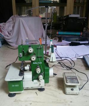 Remalladora Semi Industrial Baby Lock