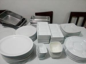 Platos para restaurante fuentes y mas en lima posot class for Vajilla para restaurante