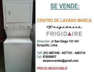 Venta de centro de lavado Frigidaire
