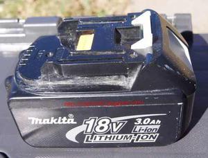 Bateria Makita 18 V Lithion..