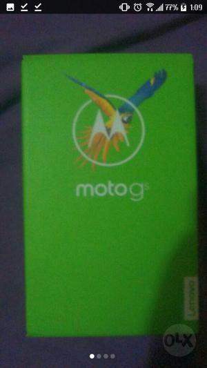 Moto G5 en Caja Sellado Libre Operador.