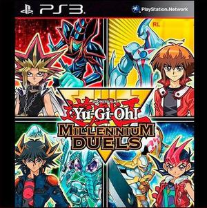 PS3 Yu Gi Oh Milleniums Duels