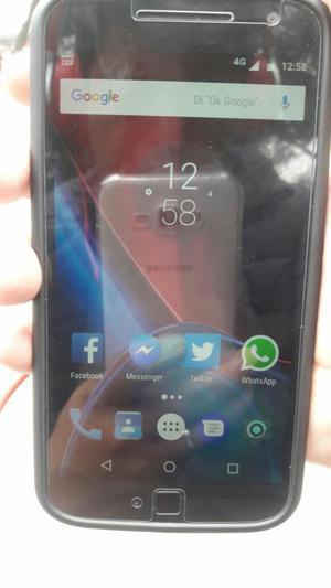 Vendo Moto G4 Plus Imei Original Libre
