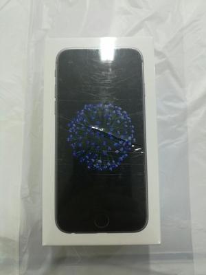 iPhone 6 32gb Color Gris Nuevo Sellado