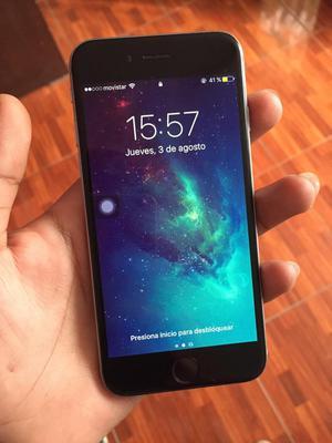iPhone 6 Libre de Todo Vendo O Cambio