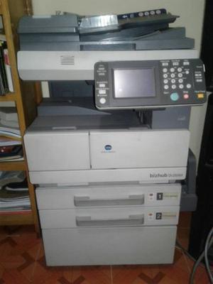Vendo Fotocopiadora Konica Minolta En Bien Estado