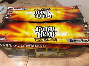 Guitar Hero World Tour Set Completo Wii