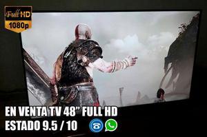 Smart TV Samsung 48 pulgadas FULL HD