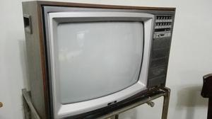 Televisor a Color Antiguo Jvc