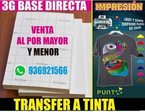 papel transfer