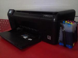 Impresora Multifuncional wifi con sistema continuo