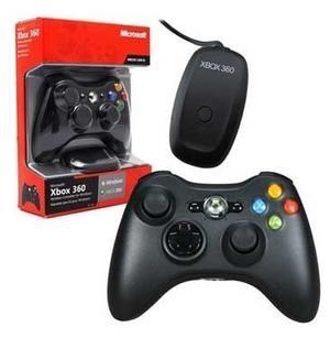 Mando Inalámbrico Xbox 360 - Pc Windows Control + Adaptador