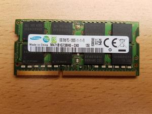 Memoria 8Gb Sodimm, DDR3