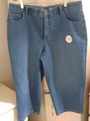 Pantalon Jean Capri de Estados Unidos