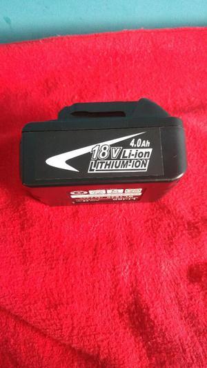 Patz Bateria Makita de 4.0 Amperios