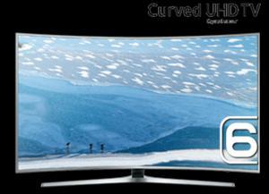 Vendo Tv Samsung 55 Curvo para Repuesto