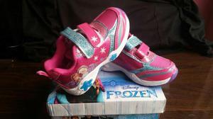 Zapatillas Frozen con Luces