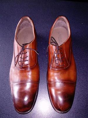Zapatos Ritzy Of Italy Talla 43 Color Caramelo