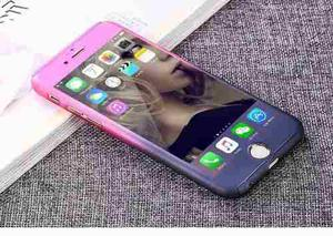 Carcasa Case Protector 360 Para Iphone 7plus+fibra De Vidrio