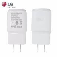 Cargador Y Cable 100% Original Lg G3 G4 1.8 Amperio Nuevo.