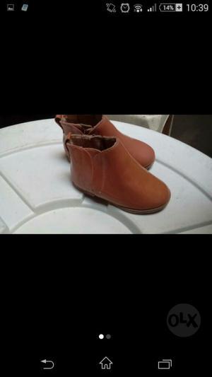 Zapato de Bebe