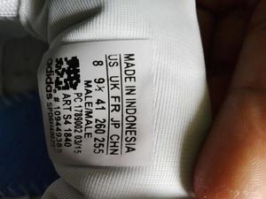 Adidas Superstar Vendo O Cambio