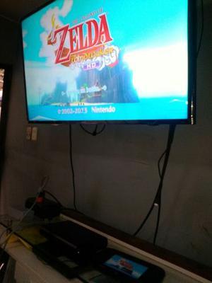Consola Nintendo Wii U Con Juegos Wiiu