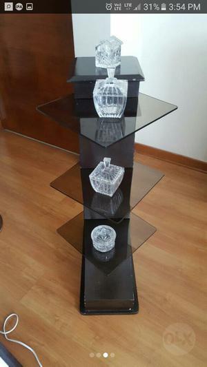 Muebles esquinero para sala tv equipo de sonido posot class for Esquineros de madera para sala