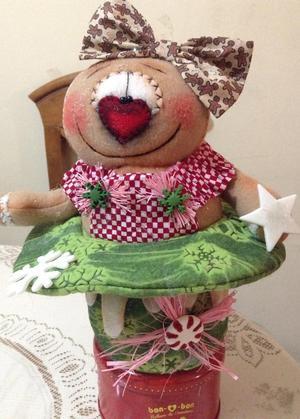 Galletita Amorosa! Sussy's Manualidades