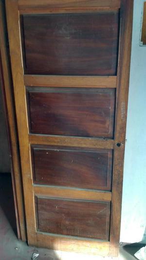 Puertas usadas de madera solida para interiores posot class for Puertas usadas de madera