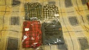 Vendo Camisas Y Capucha Volcom Original Nuevo