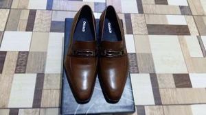 Zapato De Vestir Para Caballero Calimod Talla 43 Calimod
