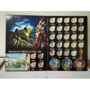 Album Completo de Monedas