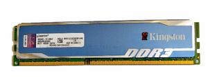 Memoria Ram Kingston Hyper Blu Ddr Para Pc