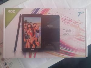 Tablet Aoc A726 Nueva Sellada