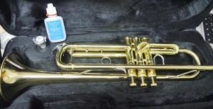 Trompeta Yamaha G