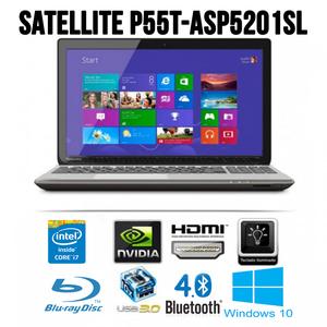 Laptop Toshiba GAMER I7 Video dedicado disco solido