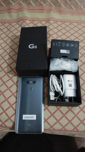 Lg G6 4gb Ram 32gb Libre Nuevo en Caja
