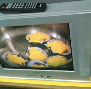 Tv Televisor Samsung Pantalla Plana 21 P