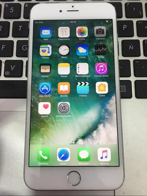 iPhone 6 Plus de 16Gb Libre