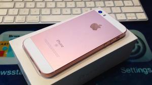 iPhone SE 16GB Rose Gold Seminuevo