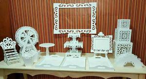 Bandejas candy bar decoraci n accesorios posot class for Accesorios de decoracion