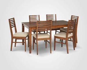 Juego de comedor mesa 4 sillas moderno posot class for Juego comedor moderno