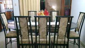 Vendo muebles de 3 asientos y de 1 asiento posot class for Juego de comedor y muebles